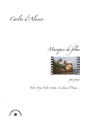 Alessio Carlos D' - Soundtracks - Partition - di-arezzo.co.uk