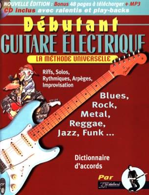 Débutant guitare électrique Jean-Jacques Rébillard laflutedepan