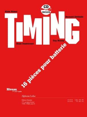 Timing - 16 Pièces - laflutedepan.com
