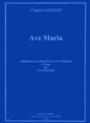 Ave Maria - GOUNOD - Partition - Trompette - laflutedepan.com