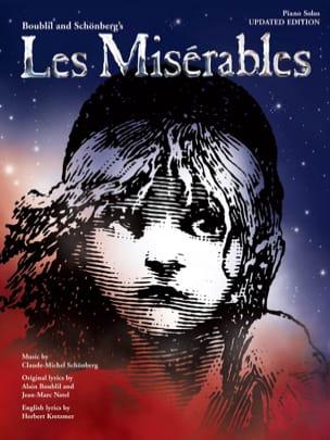 Les Misérables Claude Michel Schönberg Partition laflutedepan
