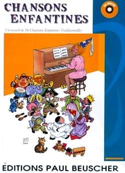 Chansons Enfantines Partition Chanson française - laflutedepan