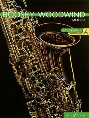 The Boosey Woodwind Method Book A Partition Saxophone - laflutedepan