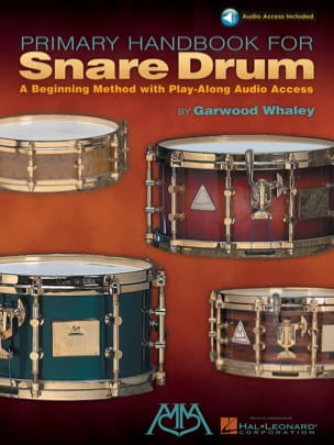 Primary Handbook For Snare Drum - Garwood Whaley - laflutedepan.com
