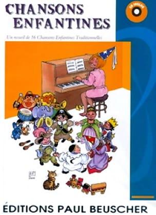Chansons Enfantines - Partition - laflutedepan.com
