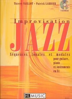 Improvisation jazz - Séquences tonales et modales laflutedepan