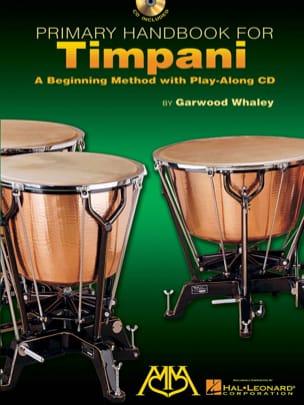 Primary Handbook For Timpani Garwood Whaley Partition laflutedepan