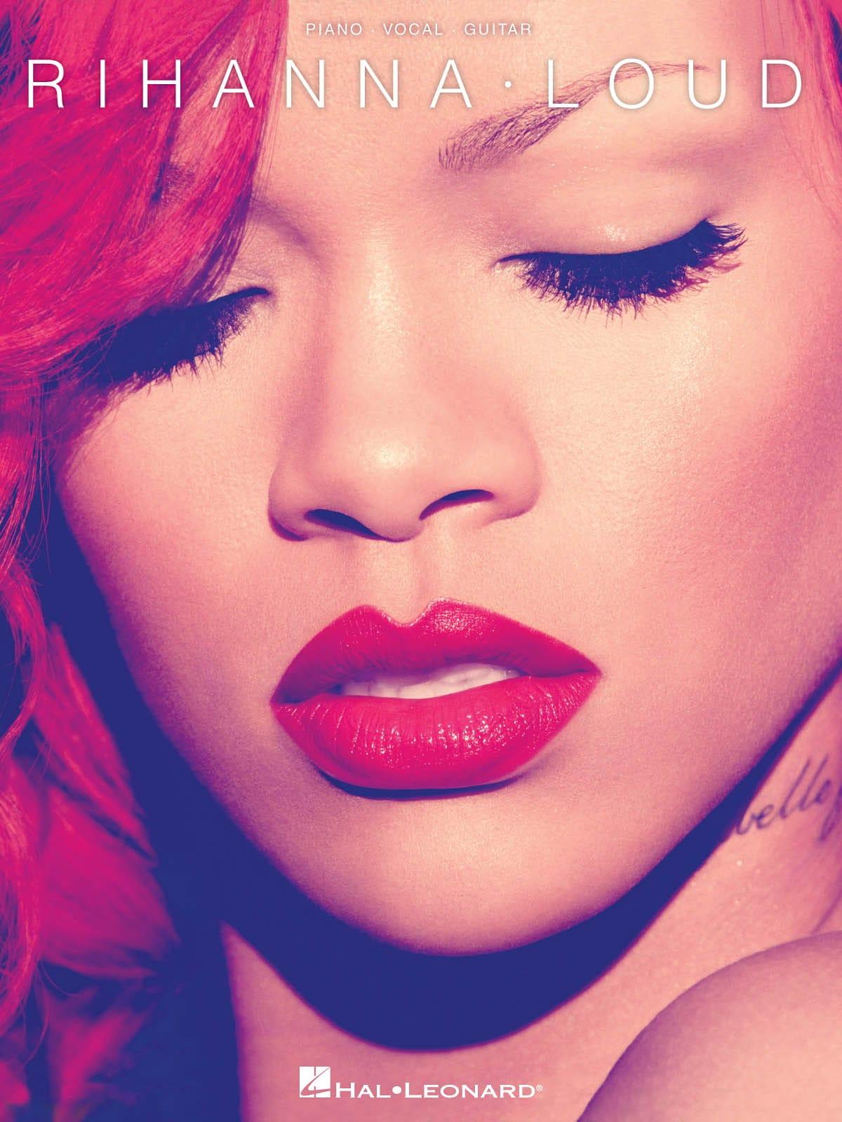 Loud - Rihanna - Partition - Pop / Rock - laflutedepan.com