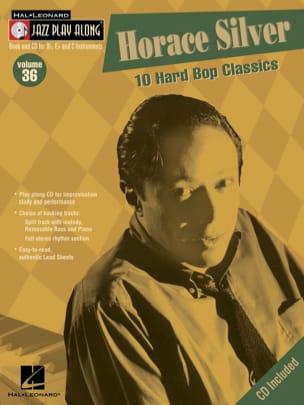 Jazz play-along volume 36 - 10 Hard Bop Classics laflutedepan