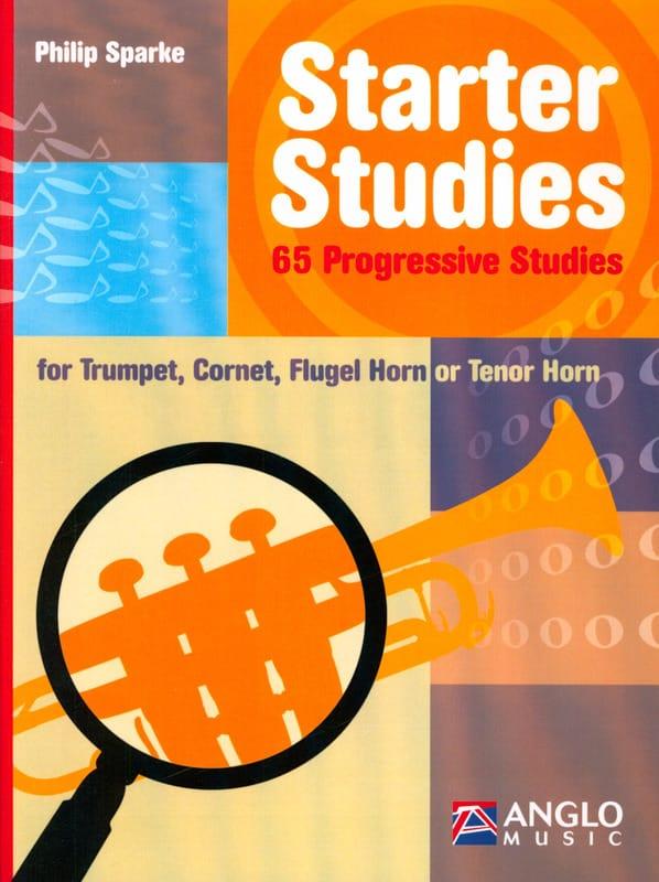Starter Studies - Philip Sparke - Partition - laflutedepan.com