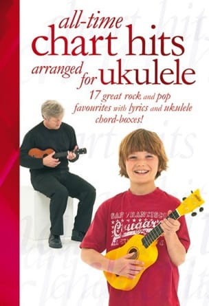 All-Time Chart Hits Arranged For Ukulele Partition laflutedepan