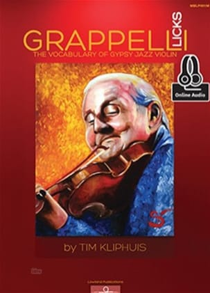 Grappelli licks - The vocabulary of gypsy Jazz violin laflutedepan