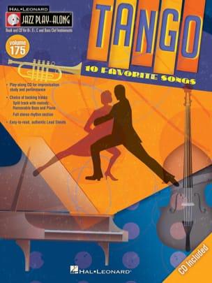 Jazz play-along volume 175 - Tango Partition Jazz - laflutedepan