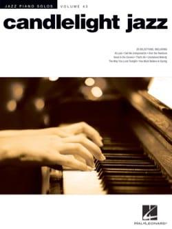 Jazz Piano Solos Series Volume 43 - Candlelight Jazz laflutedepan