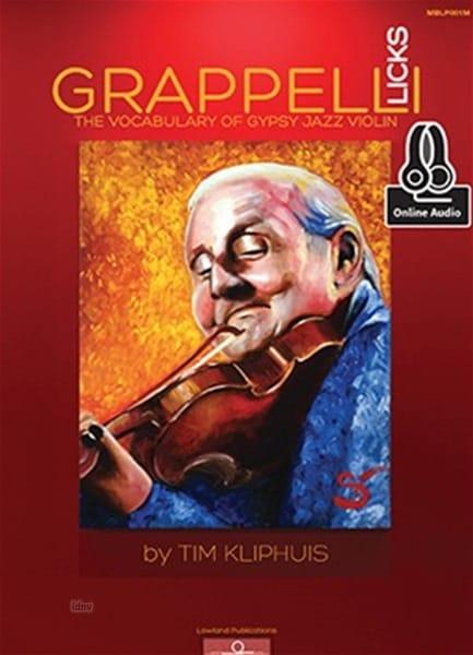 Grappelli licks - The vocabulary of gypsy Jazz violin - laflutedepan.com