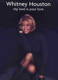 My Love Is Your Love Whitney Houston Partition laflutedepan