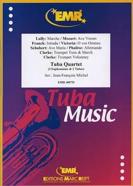 Tuba Quartet Partition Tuba - laflutedepan