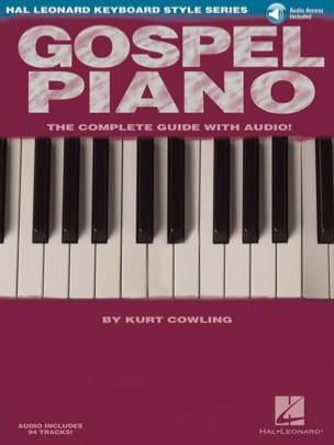 Gospel Piano Kurt Cowling Partition Jazz - laflutedepan