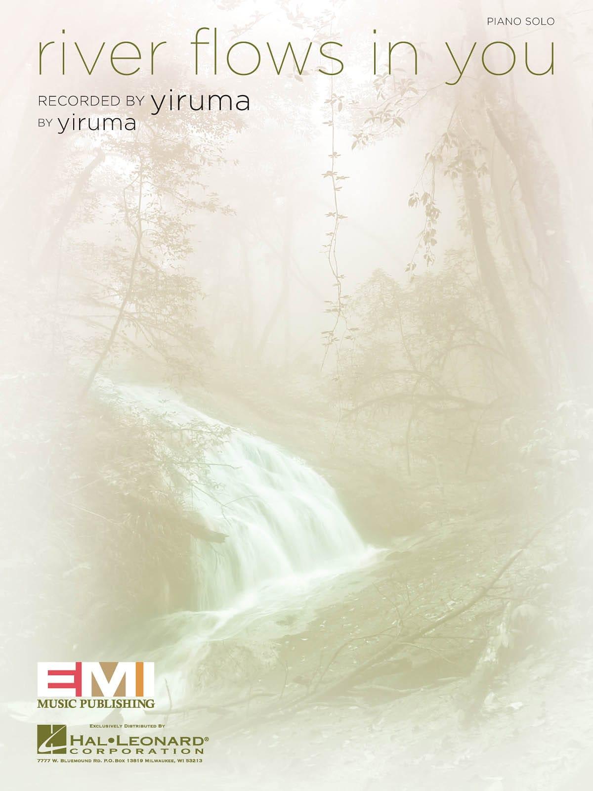 River Flows in You - Yiruma - Partition - laflutedepan.com