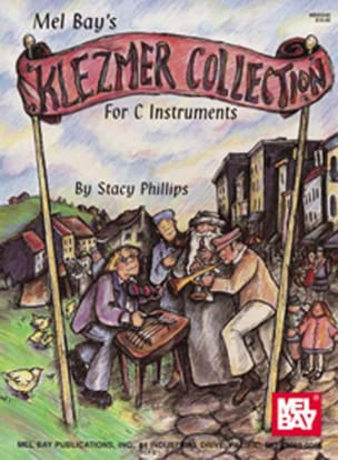 Klezmer Collection For C Instruments Stacy Phillips laflutedepan