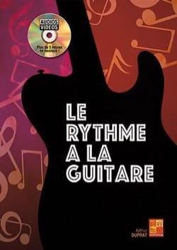 Le rythme à la guitare Arthur Duprat Partition Guitare - laflutedepan