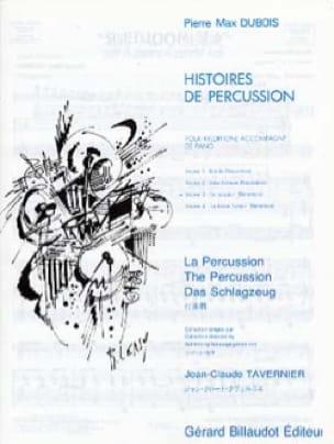 Histoires de Percussion Volume 3 - le Moqueur - laflutedepan.com