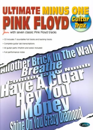 Pink Floyd - Ultimate Minus One - Guitar Trax - Partition - di-arezzo.com