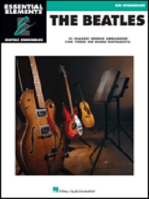 The Beatles - 15 Classic songs arranged for three or more guitarists - laflutedepan.com