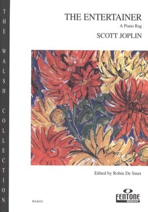 Scott Joplin - The Entertainer Original - Partition - di-arezzo.co.uk