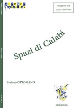Spazi di calabi - Stefano Ottomano - Partition - laflutedepan.com
