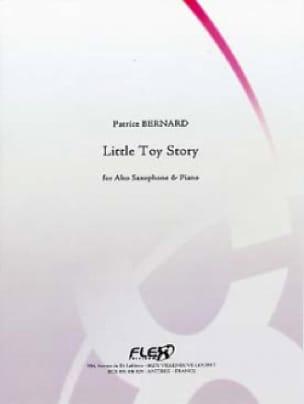 Little Toy Story - Patrice Bernard - Partition - laflutedepan.com