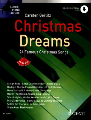 Noël - Christmas Dreams - Partition - di-arezzo.com