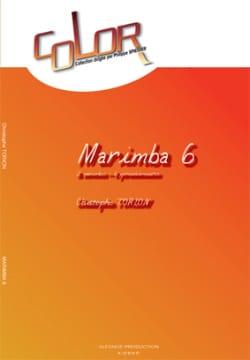 Marimba 6 Christophe Torion Partition laflutedepan