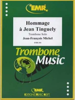 Hommage à Jean Tinguely - Jean François Michel - laflutedepan.com