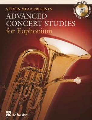 Advanced Concert Studies Partition Tuba - laflutedepan