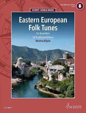 Eastern European Folk Tunes Merima Kljuco Partition laflutedepan