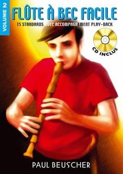 Flute A Bec Facile Volume 2 Partition Flûte à bec - laflutedepan