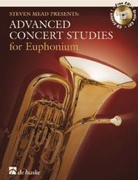 Advanced Concert Studies Partition Tuba - laflutedepan