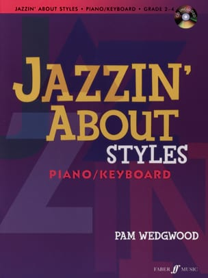 Jazzin' About Styles Pamela Wedgwood Partition Jazz - laflutedepan