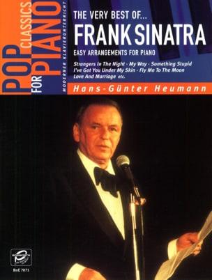 Frank Sinatra - The Very Best Of ... Frank Sinatra - Easy Piano - Partition - di-arezzo.com
