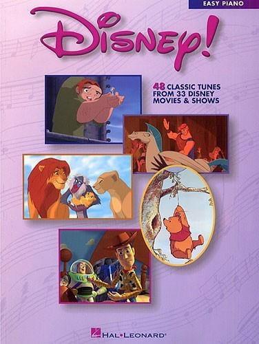 Disney! 48 Classic tunes from 33 Disney movies & shows - laflutedepan.com
