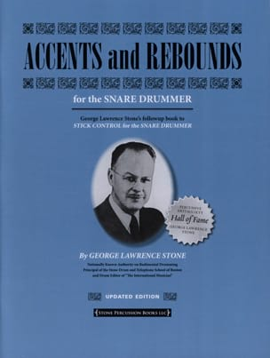 George Lawrence Stone - Accents And Rebounds - Partition - di-arezzo.fr