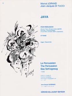 Java Jorand Marcel / Di Tucci Jean-Jacques Partition laflutedepan