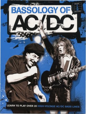 Bassology Of AC/DC AC-DC Partition Pop / Rock - laflutedepan