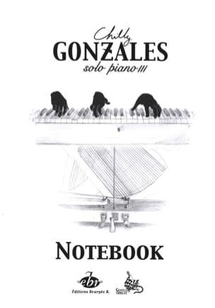 Chilly Gonzales - Solo Piano 3 - Partition - di-arezzo.co.uk