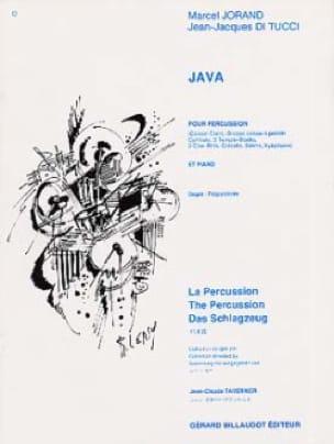 Java - Jorand Marcel / Di Tucci Jean-Jacques - laflutedepan.com