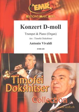 Concerto en Ré mineur VIVALDI Partition Trompette - laflutedepan