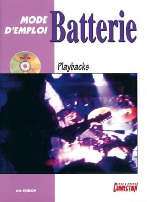 Batterie Mode D' Emploi - Playbacks Eric Thiévon laflutedepan