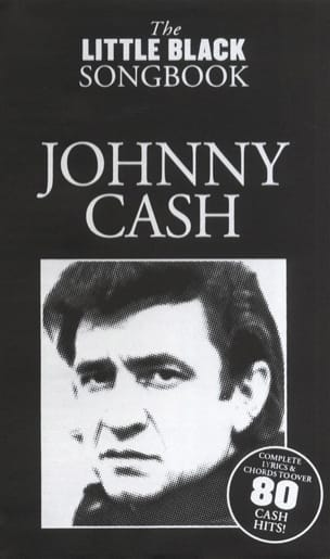 The Little Black Songbook Johnny Cash Partition laflutedepan