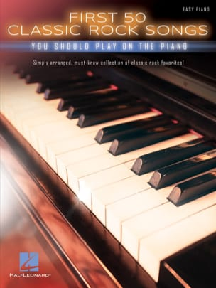 First 50 Classic Rock Songs You Should Play on Piano laflutedepan
